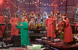 The Polyphonic Spree - Silver Bells