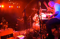 Toadies Live video